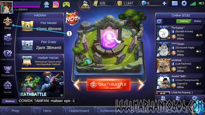 Membuat Live Wallpaper Android Hero Mobile Legends