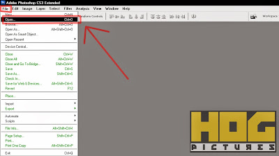 Memperbaiki Error Missing Profile di Adobe Photoshop - Hog Pictures
