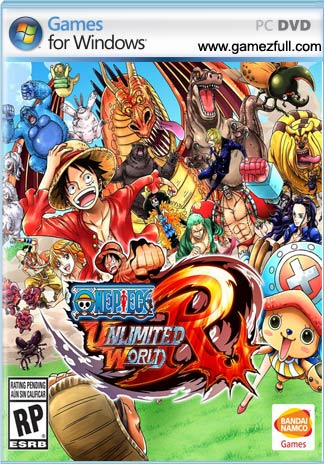 One Piece Unlimited World Red Deluxe Edition [Full] Español [MEGA]