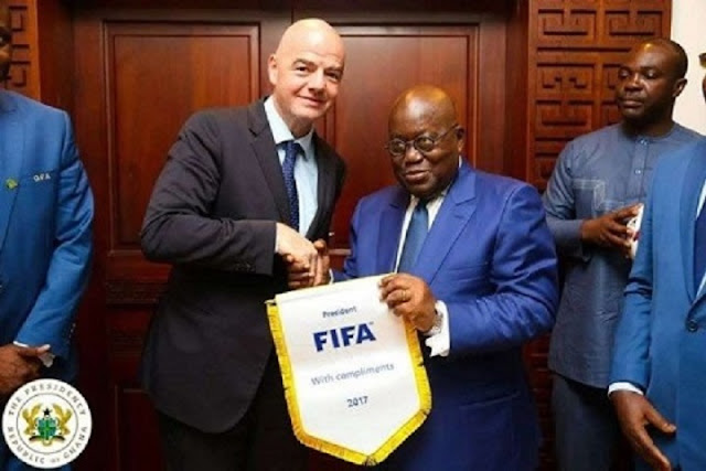 FIFA delegation arrives in Ghana for crucial meeting over GFA crisis