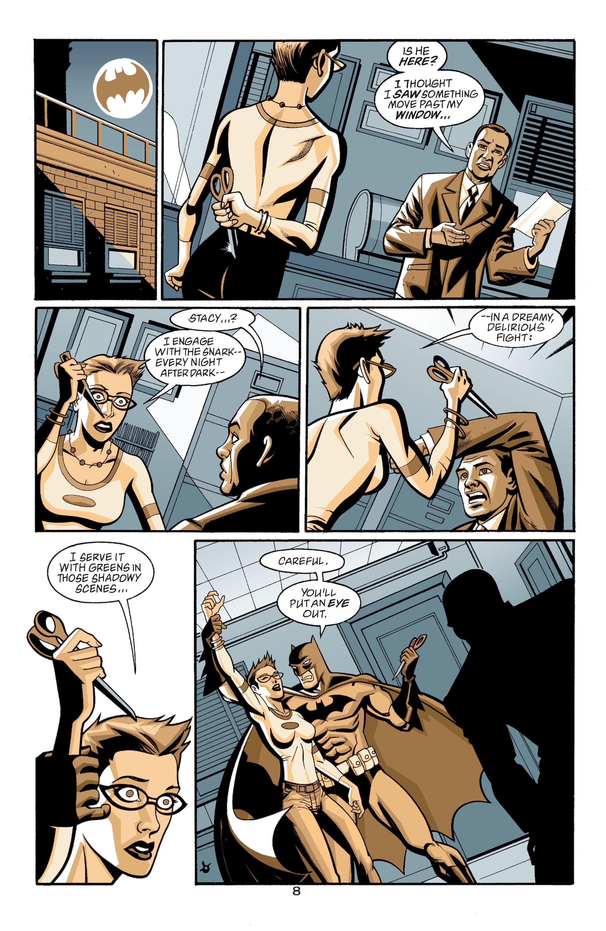 Detective Comics (1937) 760 Page 8