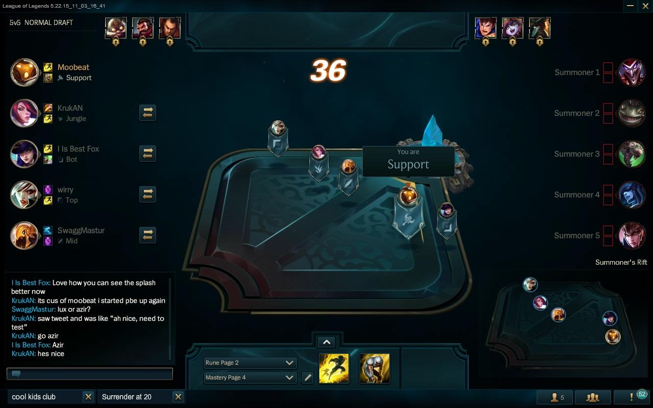 lol draft pick swap meet