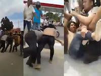 Video Viral: Anggota Polisi dan Pemuda Di Gorontalo Terlibat Baku Hantam, Ternyata Ini Yang Terjadi