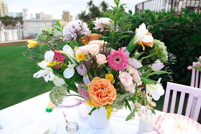 The Ultimate DIY Floral Arrangement Guide by The Celebration Stylist