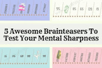 Test your brain power with 5 awesome parking brainteasers