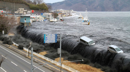 kenapa terjadi tsunami