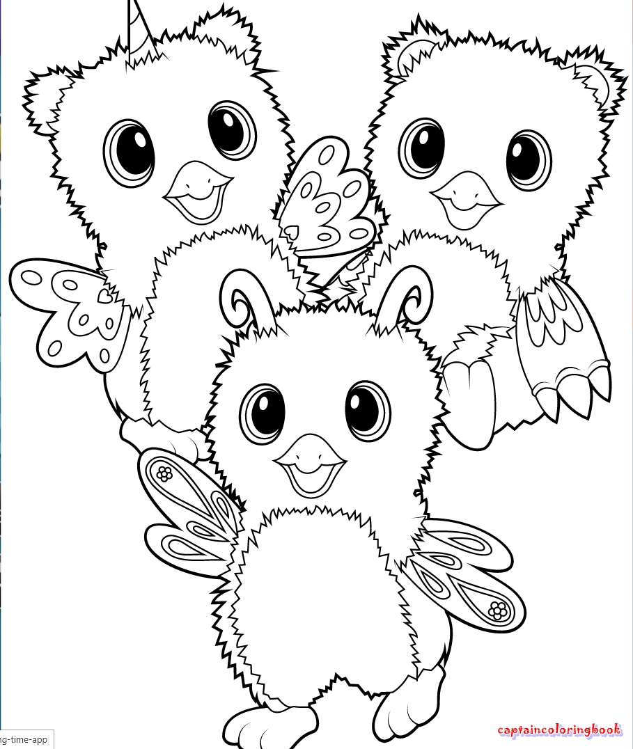 Nick Jr Coloring Page Printable