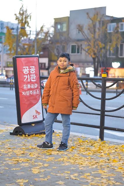 Melancong ke Seoul, Korea - Hari 1