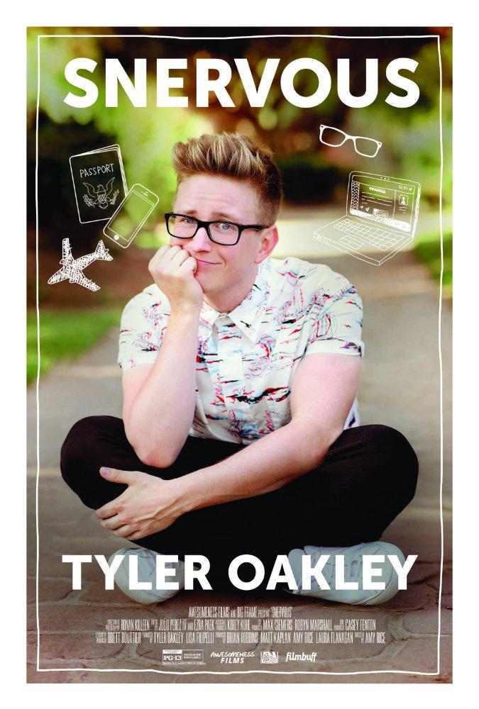 Snervous Tyler Oakley