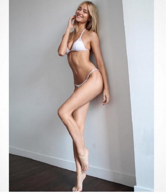 Hot girls Sofia Milosevic sexy famous Serbia model 7