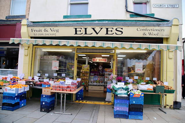Elves old fashioned shop, at Seaham, County Durham pic: Kerstin Rodgers/msmarmitelover.com