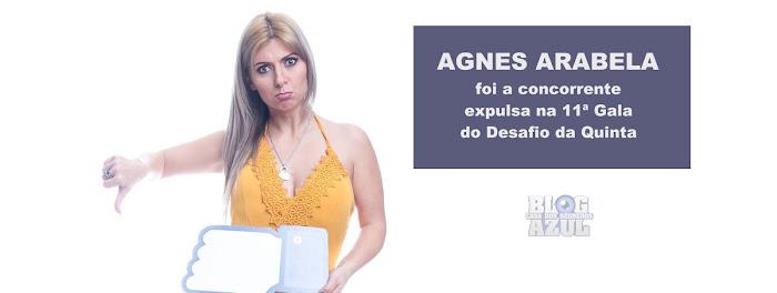 Agnes Arabela foi a concorrente expulsa na 11ª Gala do 'Desafio da Quinta' - Resultados Oficiais vs Sondagens