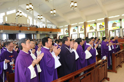 GP Bà Rịa: Thánh lễ an táng Cha Cố Phêrô Nguyễn Văn Giản - Ảnh minh hoạ 29