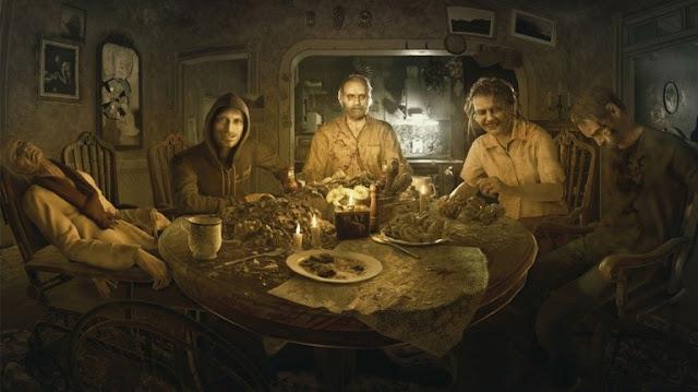 لعبة Resident Evil 7 تحصد أكثر من 4 مليون نسخة موزعة عبر العالم