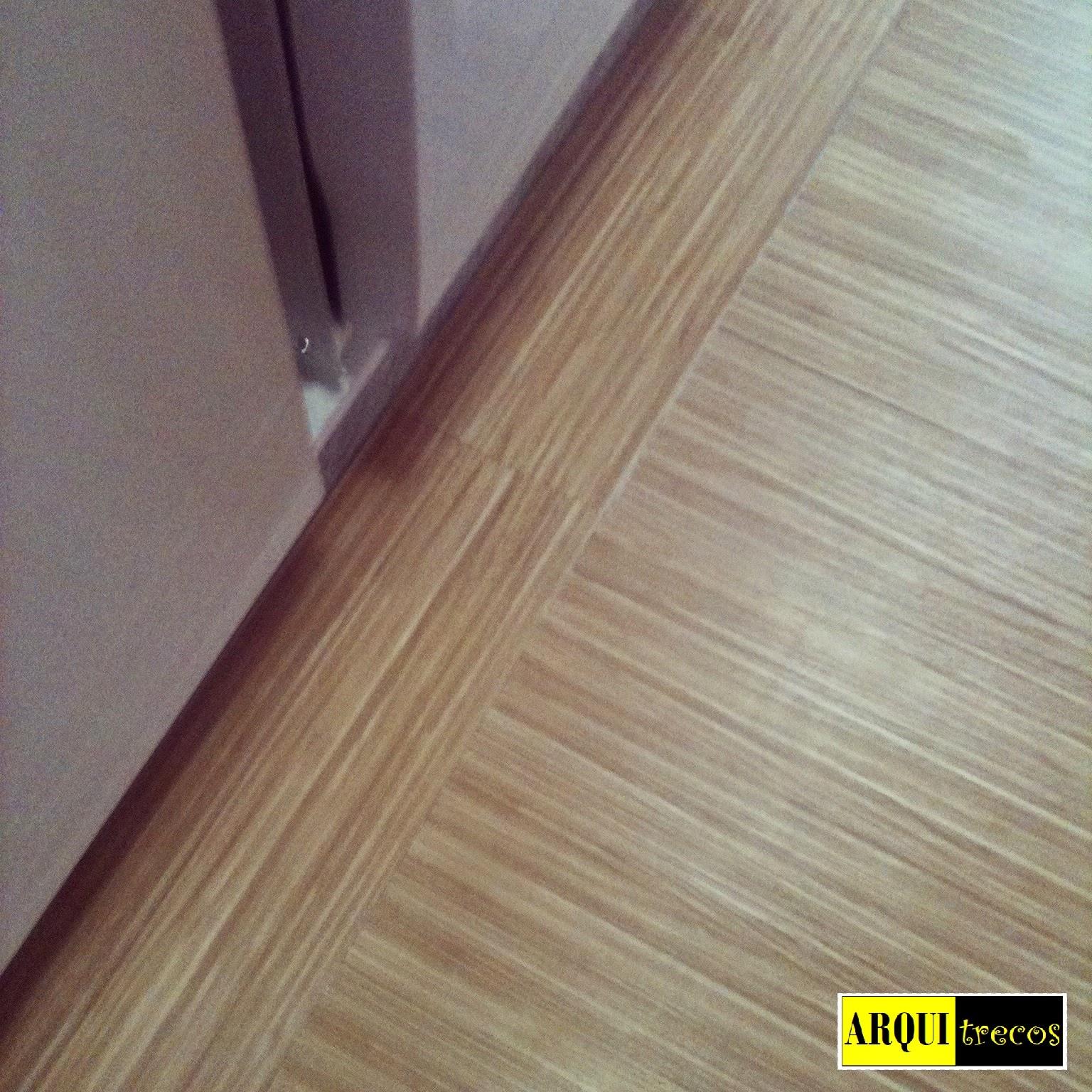 Como colocar piso no chao como instalar piso laminado - Colocar piso vinilico ...
