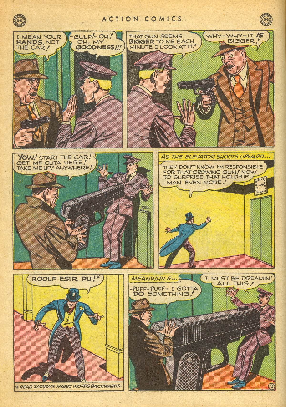 Read online Action Comics (1938) comic -  Issue #109 - 18