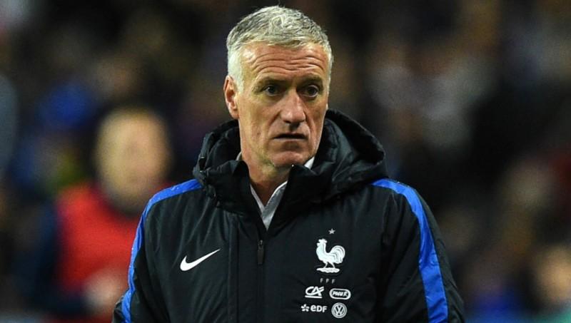 Pelatih Perancis, Didier Deschamps