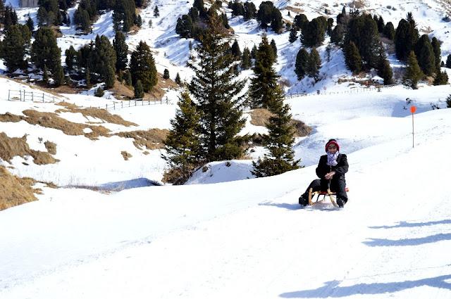 ciaspole alpe di siusi