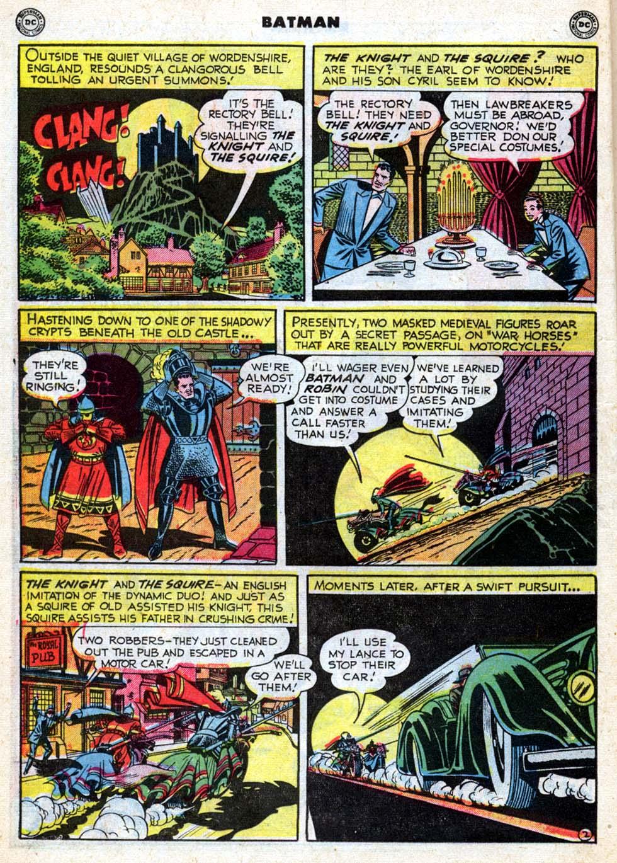 Read online Batman: The Black Casebook comic -  Issue # TPB - 6