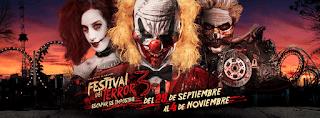 SALITRE MÁGICO PRESENTA FESTIVAL DEL TERROR 3