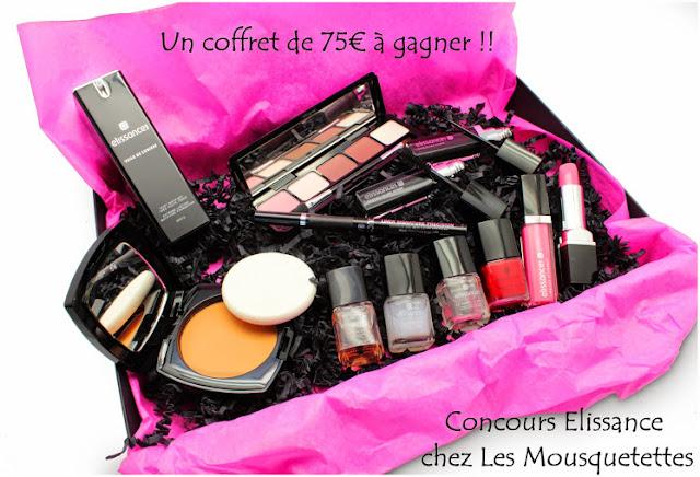 Coffret  Elissance  d'une valeur de 75 euros - Les Mousquetettes