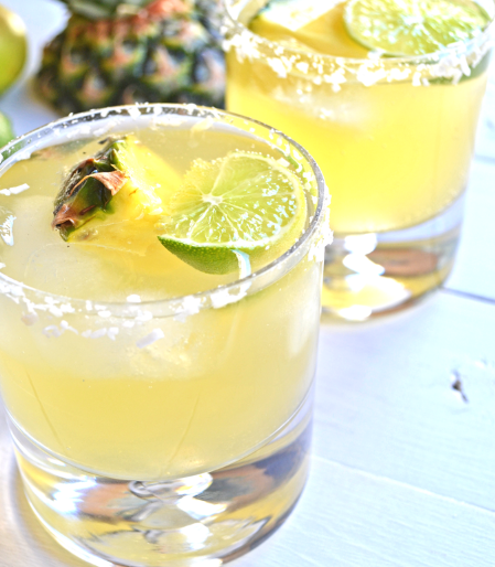 SKINNY TEQUILA SQUEEZE #healthydrink #ice