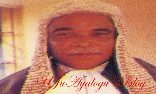 IMO Customary Court of Appeal president dies