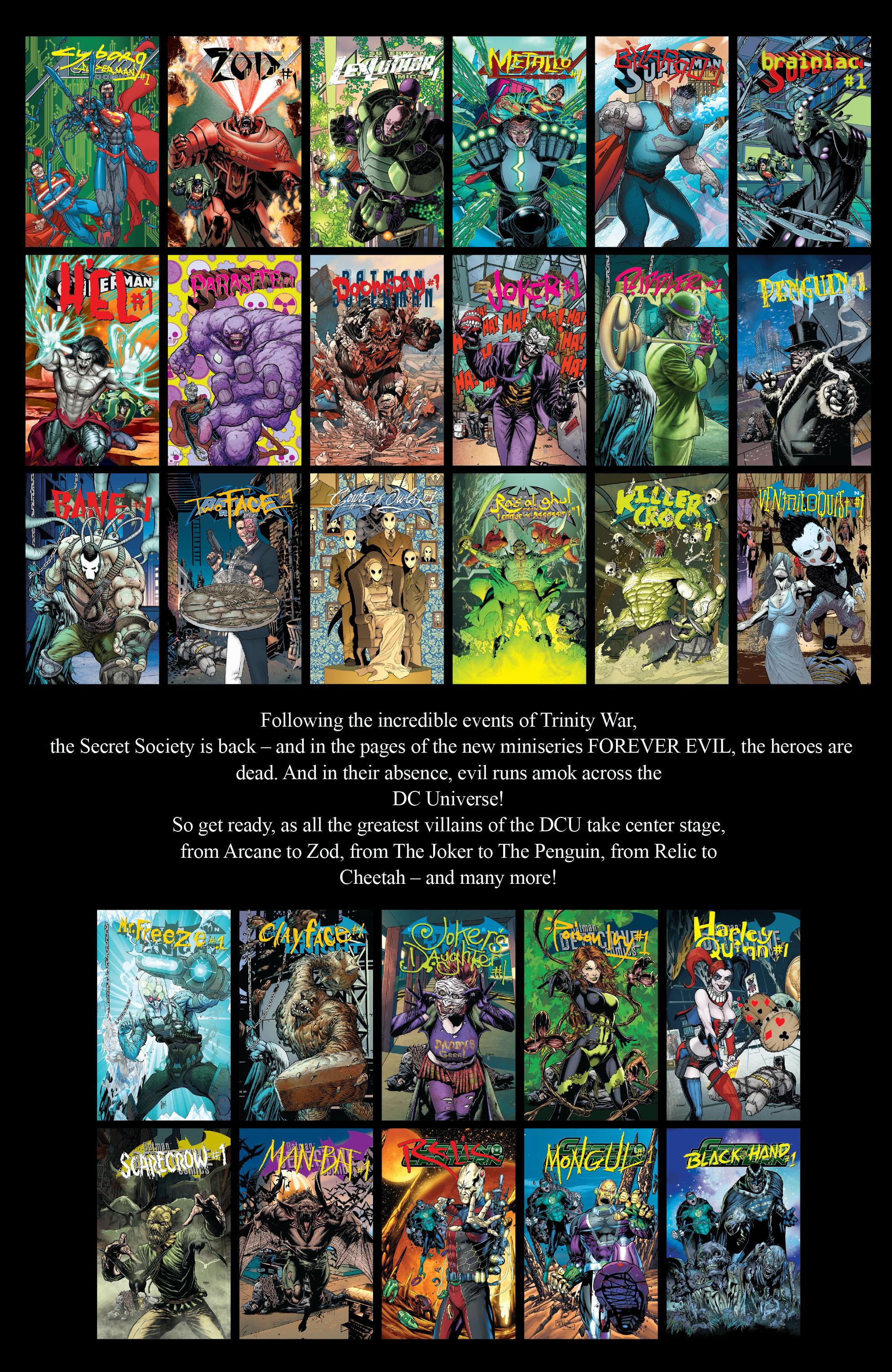 Read online Aquaman (2011) comic -  Issue #23.1 - 21