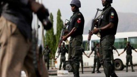Police in Nigeria