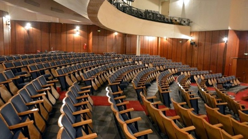 Στις προτεραιότητες του Παύλου Μιχαηλίδη η ανακαίνιση και ο εκσυγχρονισμός του Δημοτικού Θεάτρου Αλεξανδρούπολης
