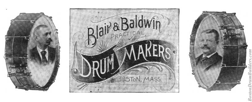 Blair & Baldwin Drums