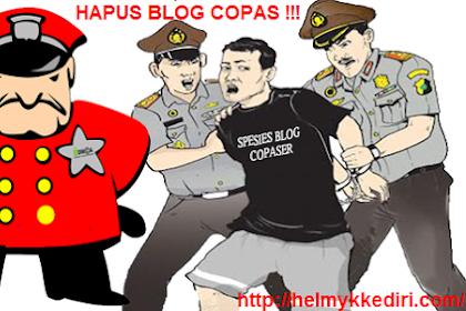 Dampak buruk mengelola blog copy paste