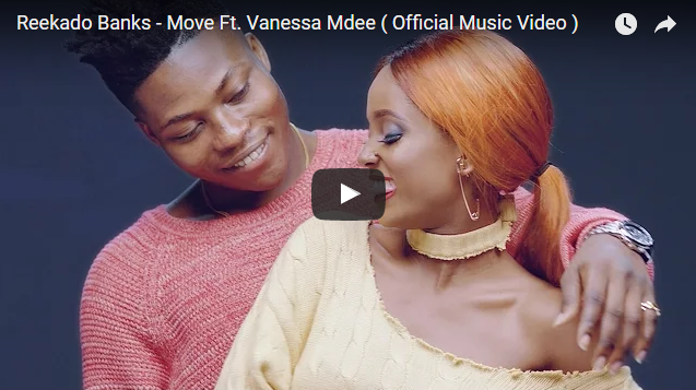 Reekado Banks Ft. Vanessa Mdee – Move