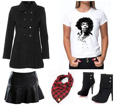 Camiseta Jimi Hendrix - Diversas cores e modelos