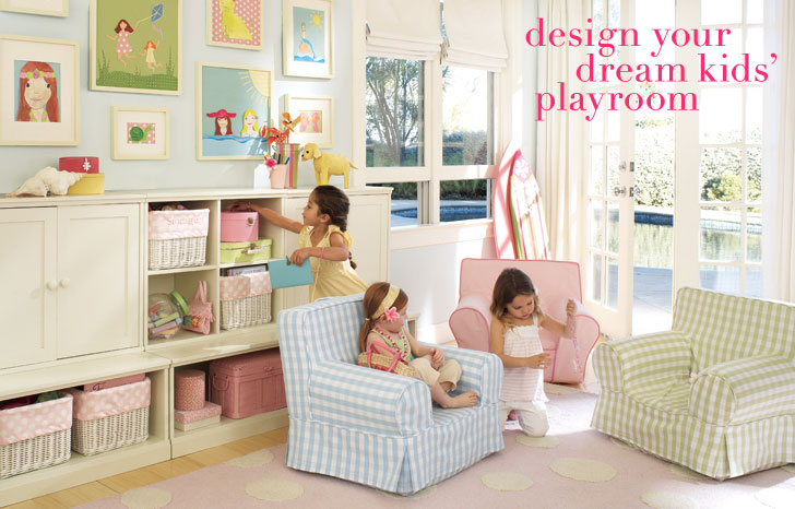 One Day At A Time Play Room