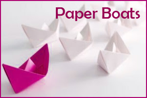 Origami Paper Baots On A Budget: 9 Tips From The Great Depression