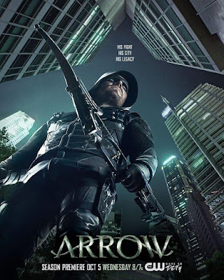 Arrow S05 Episode 09 720p HDTV 200MB ESub x265 HEVC