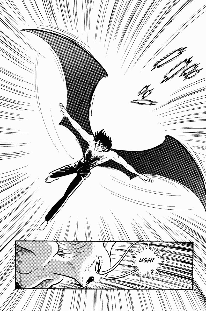 DevilMan chapter 8.2 trang 3