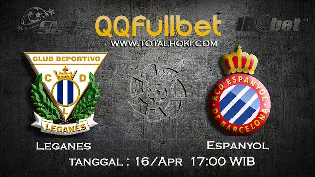 PREDIKSIBOLA - PREDIKSI TARUHAN LEGANES VS ESPANYOL 16 APRIL 2017 (LA LIGA SPANYOL)