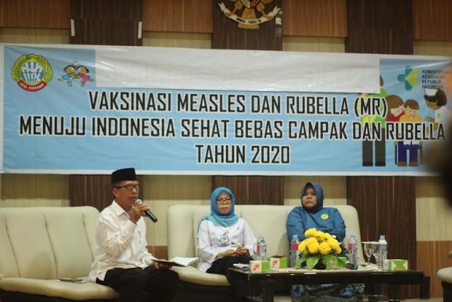 Dari Pontianak Untuk Indonesia Sehat Melalui Pencegahan Stunting dan Perlindungan Imunisasi