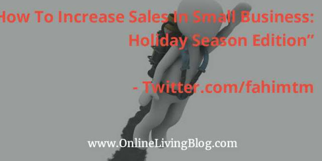 Increase Sales In Small Business