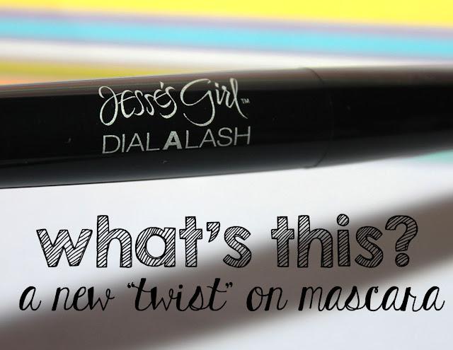 Jesse's Girl Dial-a-Lash Mascara