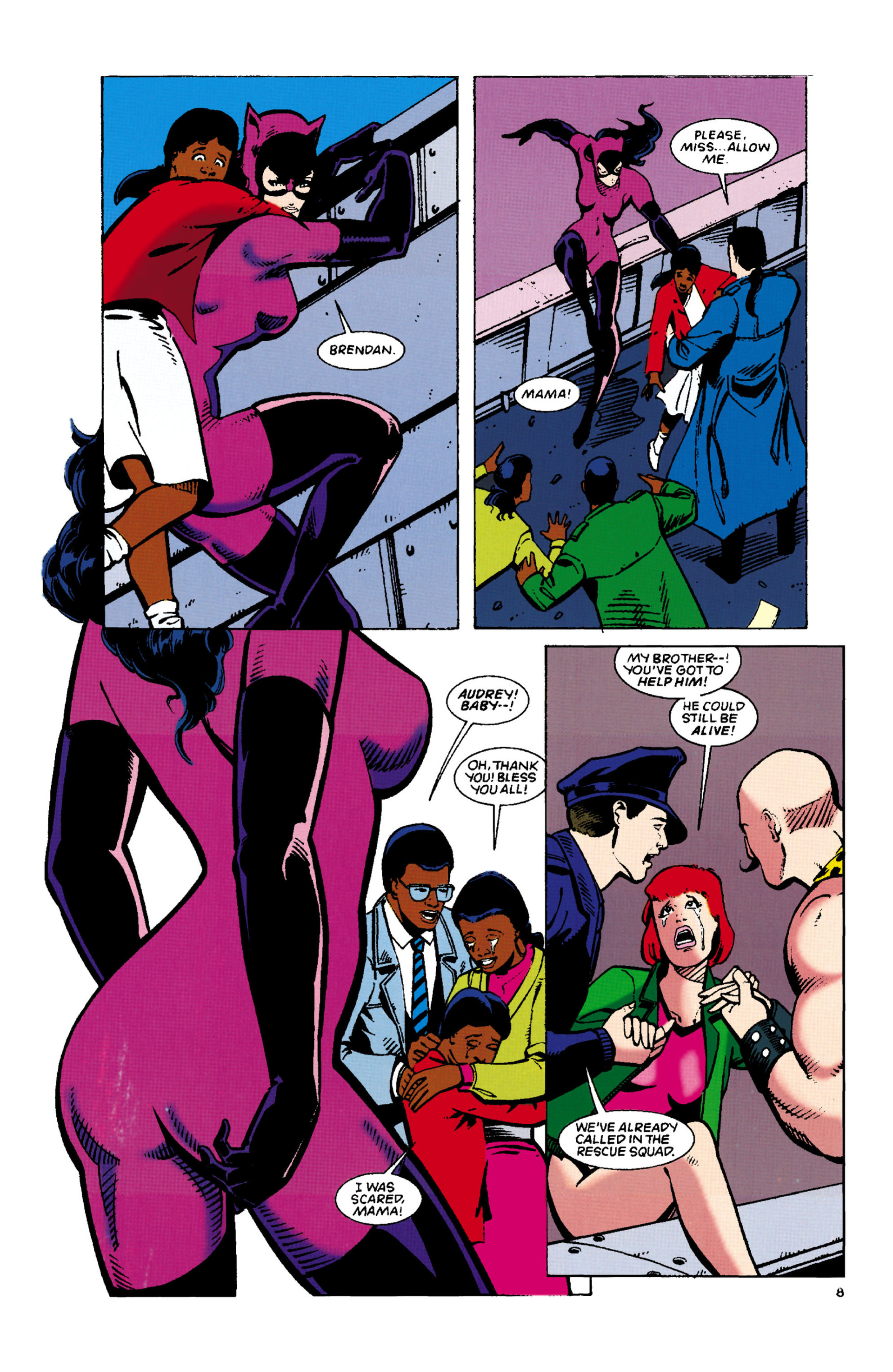 Catwoman (1993) Issue #10 #15 - English 9