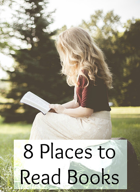 8 Places to Read Books