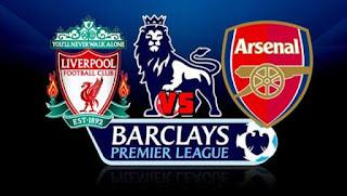 Prediksi Liverpool vs Arsenal Sabtu 4 Maret 2017