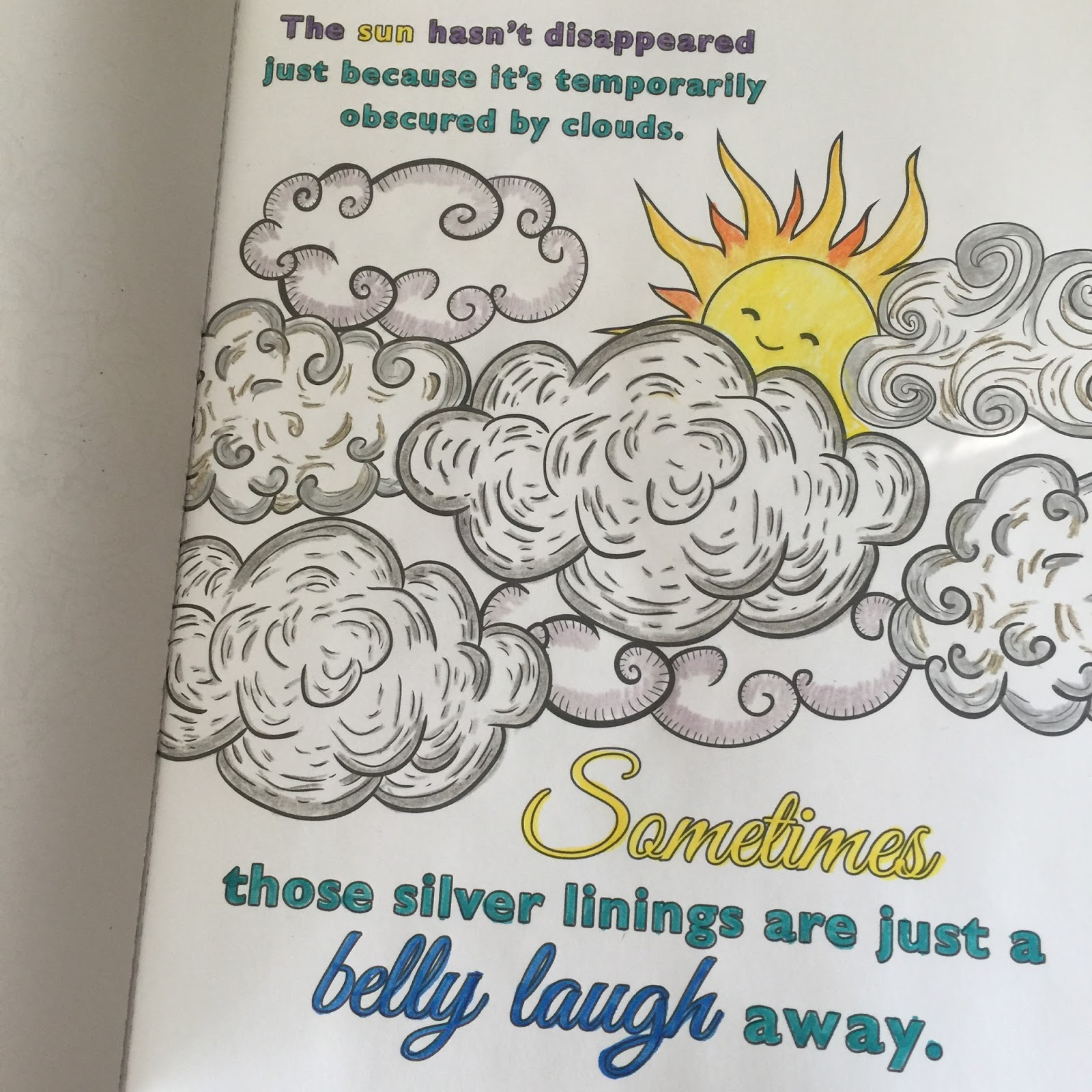 about book color your way to calm with the delightful too blessed to be stressed coloring book from popular inspirational humorist debora m coty