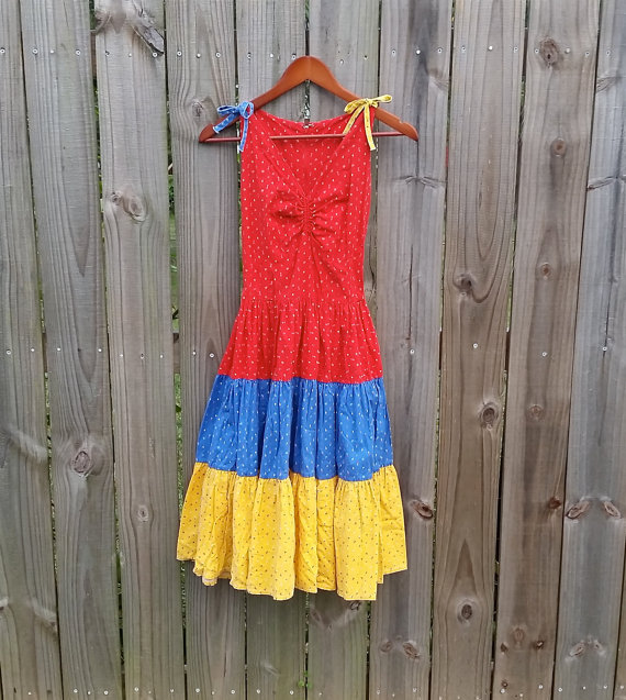 Vintage Sundress