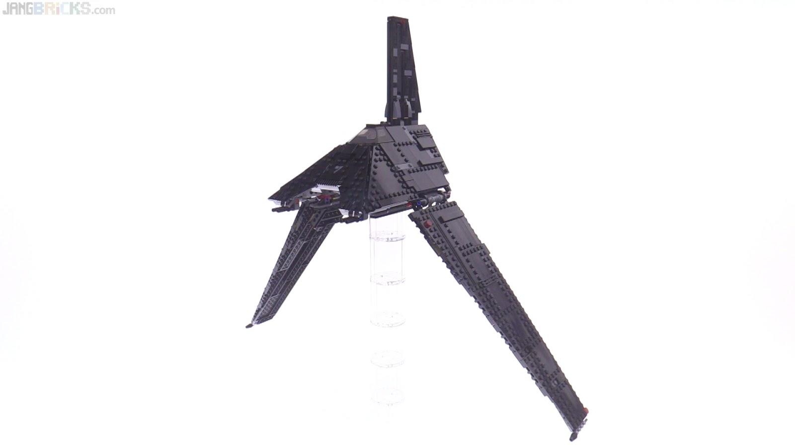 Lego Star Wars Krennic S Imperial Shuttle Review