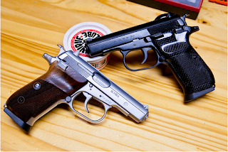 history of firearms