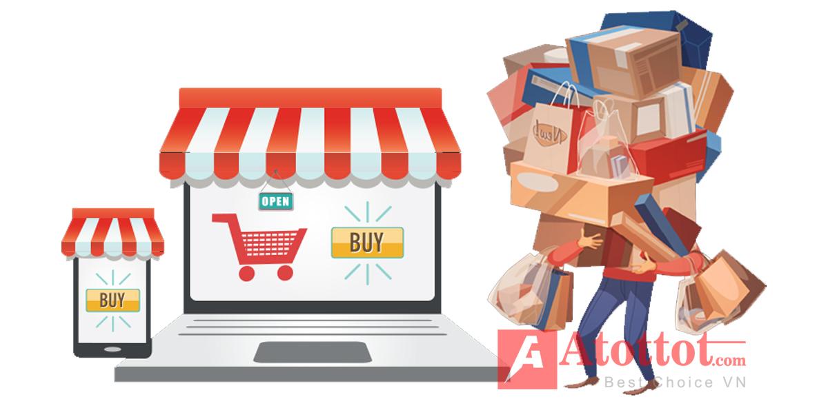 Mua hàng trực tuyến tiện lợi hơn và có nhiều lựa chọn hơn